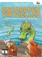 Terreur maritime chez les Vikings (tome 3) par Jessica Wilcott