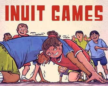 Book Cover: Inuit Games