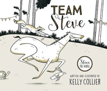 Book Cover: Team Steve