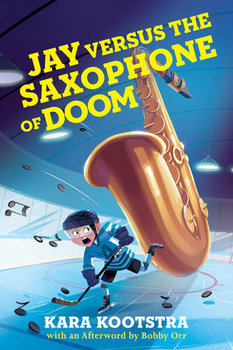 Book Cover: Jay Versus the Saxophone of Doom