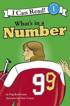 I Can Read Hockey Stories: What's in a Number?