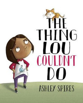 Book Cover: The Thing Lou Couldn't Do