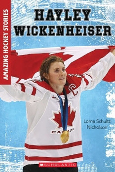 Book Cover: Hayley Wickenheiser