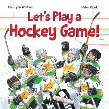 Book Cover: Let's Play a Hockey Game!