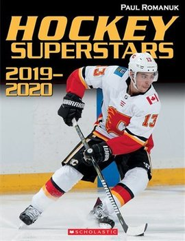 Book Cover: Hockey Superstars: 2019-2020