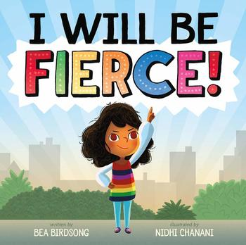 Book Cover: I Will Be Fierce!