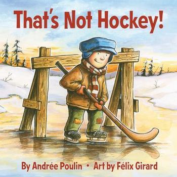 Book Cover: That's Not Hockey